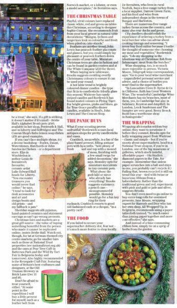 Saturday Telegraph Feature p.2